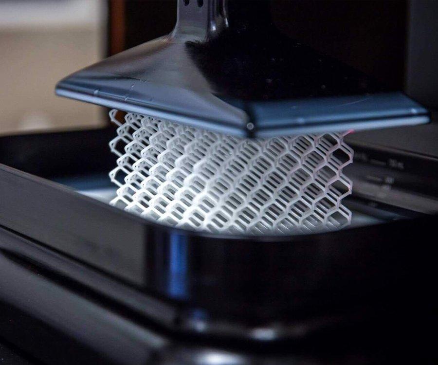 Impression 3D par stéréolithographie laser (SLA)