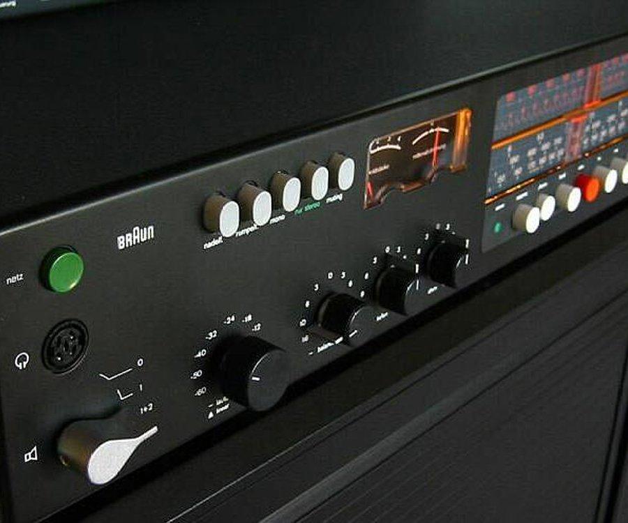 Regie 510 hi-fi stereo receiver