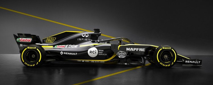 Renault RS 18, 2018