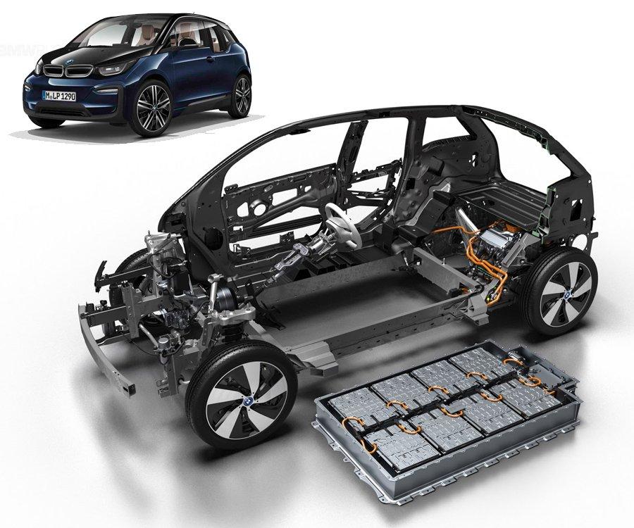 Châssis BMW i3 / électrique