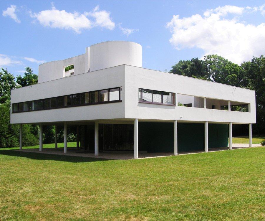 La villa Savoye - Poissy - 1931