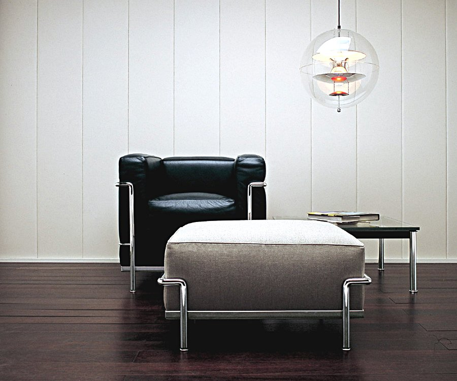 Cassina - LC2 de Le Corbusier