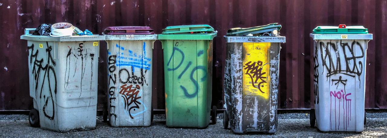 Les déchets plastiques
